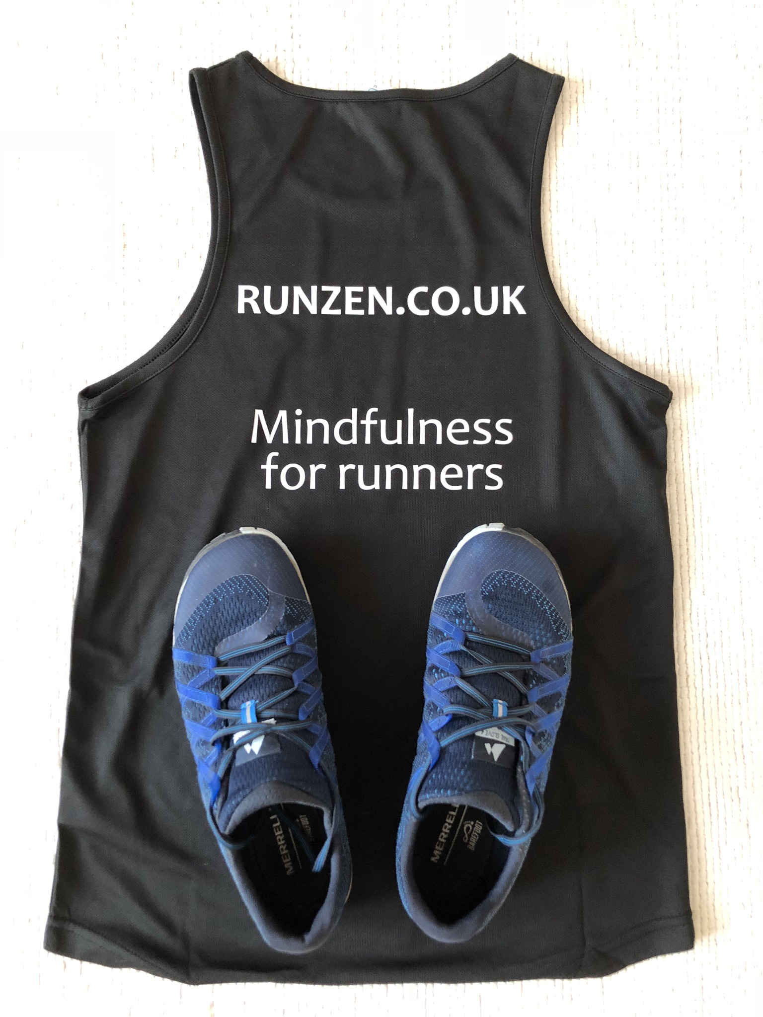 RUN:ZEN mindful running vest