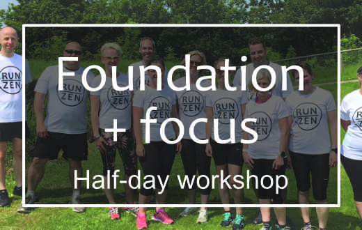 Foundation and focus - panel