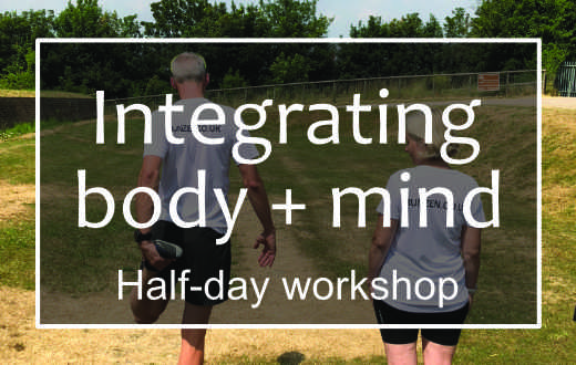 Integrating body and mind - panel