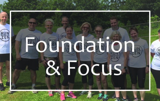 Mindful Running Foundation & Focus workshops image