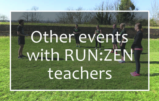Other events with RUNZEN teachers icon
