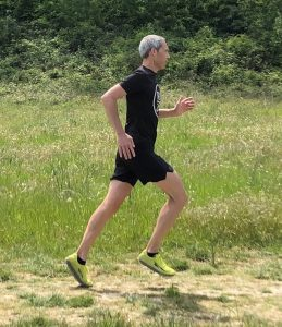RUN:ZEN teacher running